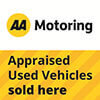 AA Motoring Appraised Badge