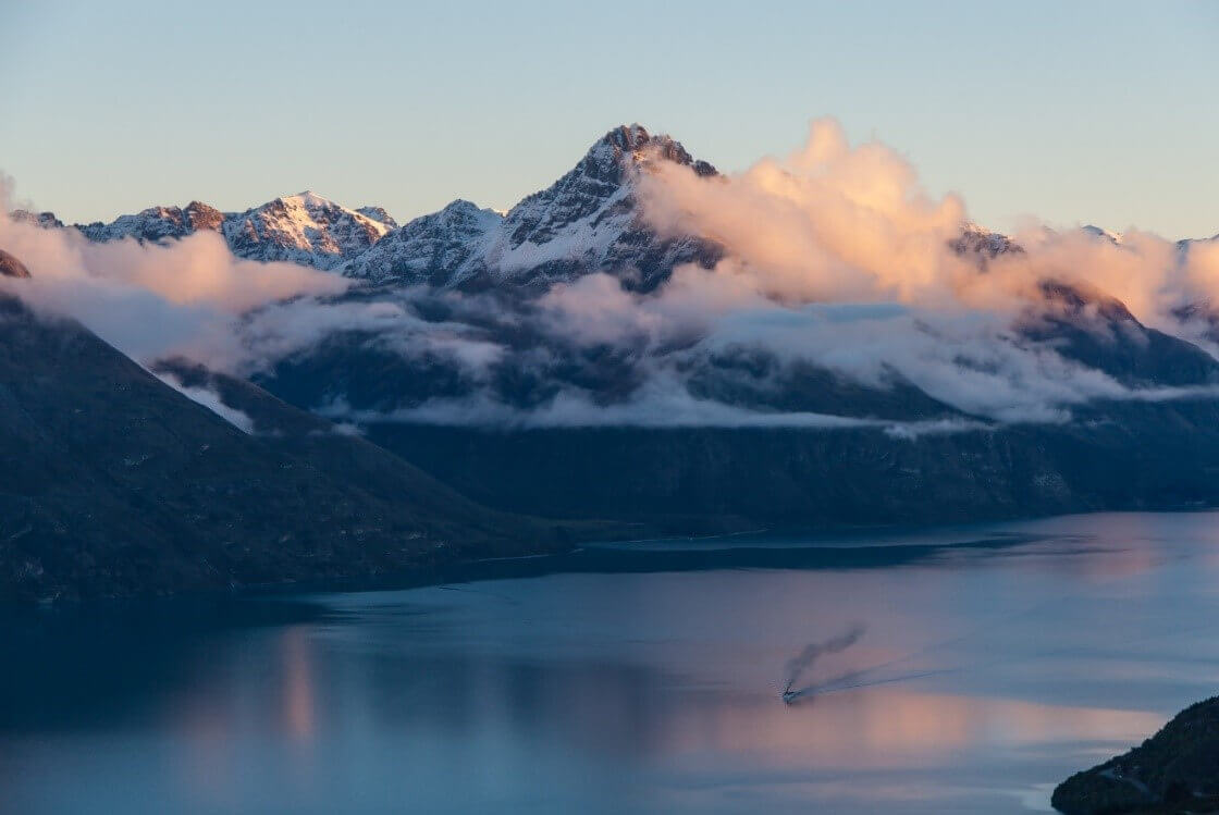 Queenstown – Glenorchy (optional) – Te Anau – Milford Sound